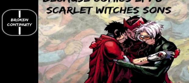 Because Comics Ep 8 Scarlet Witches Sons [Image Credit: Broken Continuity/YouTube screencap]