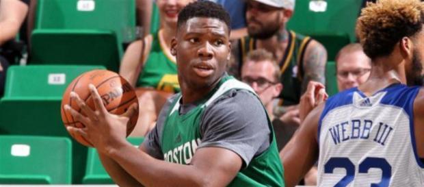 Celtics draft pick Guerschon Yabusele arrives in Boston - 247sports.com