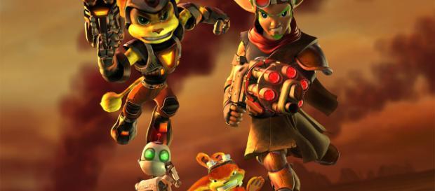 Jak and Daxter PS2 Classics [image credit: Niranjan / Flickr]