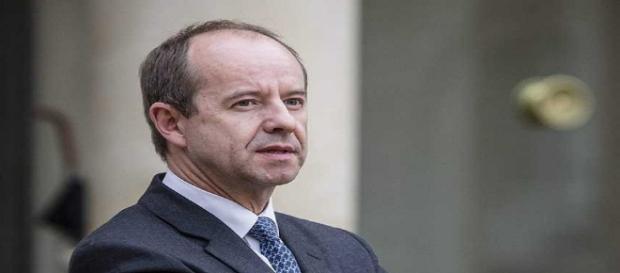 Jean-Jacques Urvoas, ancien député du Finistère et ministre de la Justice