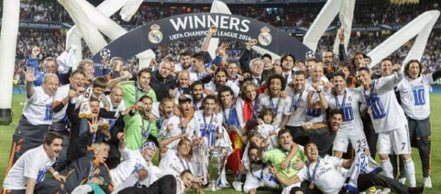 Real Madrid winners - 2014 - image credit By El Coleccionista de Instantes Fotografía & Video CC BY-SA 2.0 Wikimedia Commons