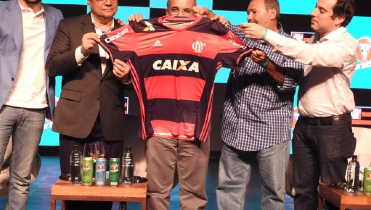 Flamengo não terá mais marca de energéticos como patrocinadora master 4559edece19ac