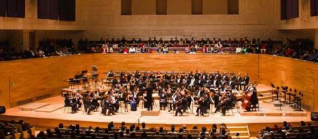 La Orquesta Sinfónica de Xalapa