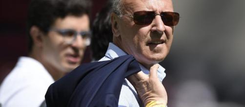 Beppe Marotta e il Barcellona in trattativa