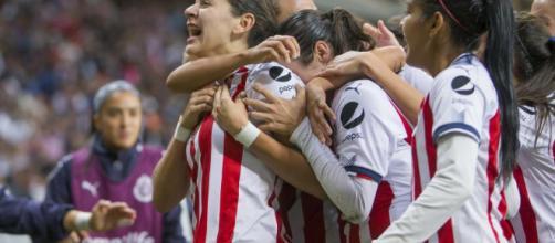 Chivas, histórico primer campeón de la Liga MX femenil! - Univision - univision.com