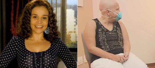 Claudia Rodrigues está internada em estado grave