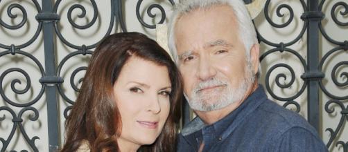 Eric e Sheila soap opera Beautiful