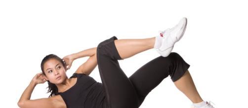 Exercícios abdominais ajudam a conquistar uma barriga sarada