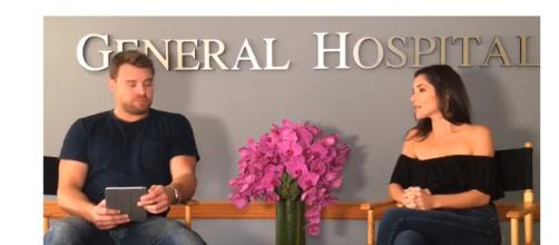 Most GH fans want Billy Miller to be Andrew. [Image Credit: Billy and Kelly fans/Youtube]