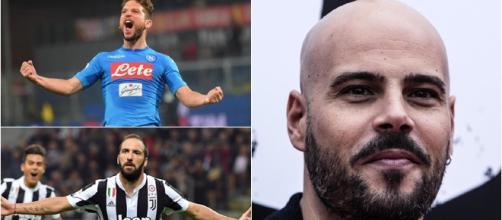 Napoli Juventus o Gomorra 3 la serie ?