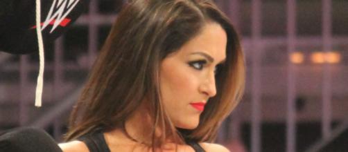 Professional wrestler Nikki Bella talks about her past.- [Image via Megan Elice Meadows / Wikimedia Commons]