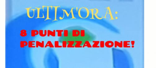 Shock in Serie C: - 8 punti...