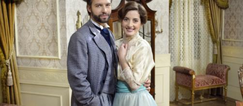 Una Vita, soap opera di Canale 5.