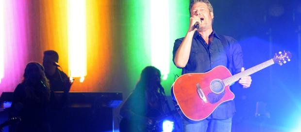Country super star Blake Shelton's team will return to the stage for 'The Voice' 2017 top 11 show. - [Dept of Defense/Wikimedia]