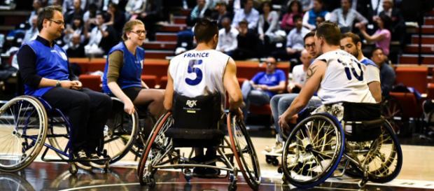 Giocatori di basket - Fonte: asvelbasket.com
