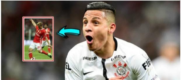 Guilherme Arana - Ex-jogador do Corinthians
