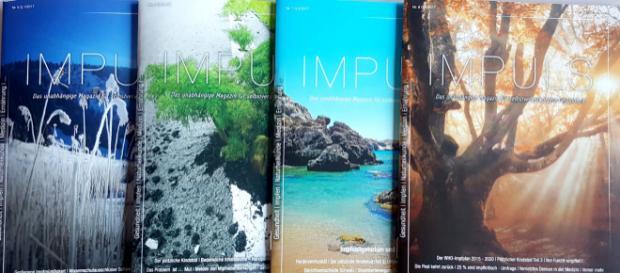 IMPULS - das unabhängige Magazin für die selbstverantwortete Gesundheit