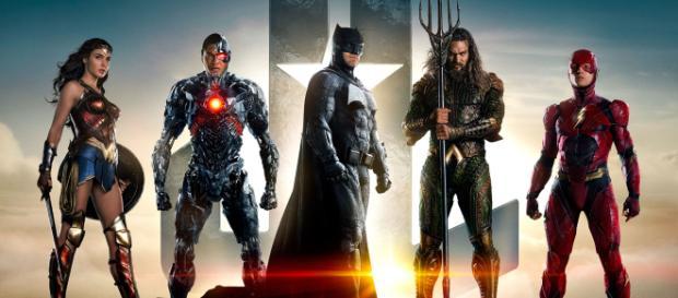 Justice League, Batman & Co finalmente al cinema