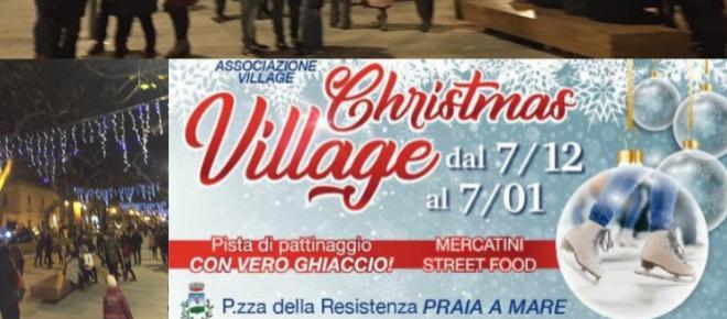 Praja Christmas Village 2017 seconda edizione: i dettagli