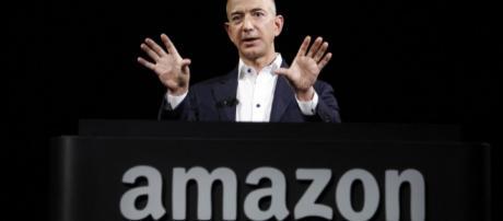 Jeff Bezos, 53 anni, alla guida di Amazon.com - washingtonexaminer.com