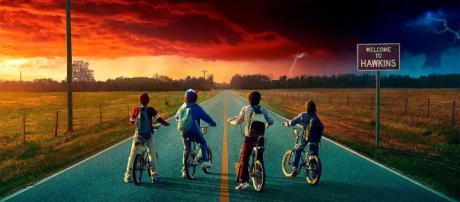 ''Stranger Things'' temporada 2: pôster oficial