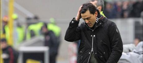 Vincenzo Montella, ex allenatore del Milan