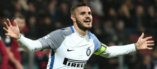 Cagliari-Inter 1-3, Icardi fa doppietta, Spalletti in vetta - fonte: tuttosport.com