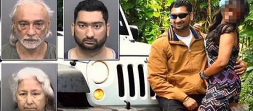 Devbir Kalsi, Jasbir Kalsi, and Bhupinder Kalsi. - [Image from News Mencos/YouTube]