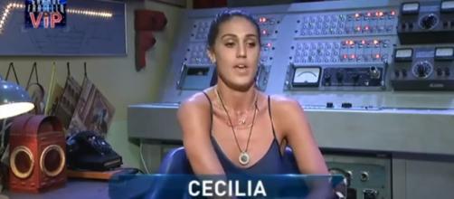 GF Vip, Cecilia contro Barbara D'Urso?