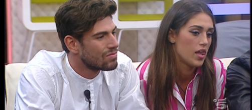 Ignazio e Cecilia Rodriguez del Grande Fratello Vip