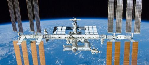 International Space Station [Image credit – NASA/Crew of STS-132, Wikimedia Commons]