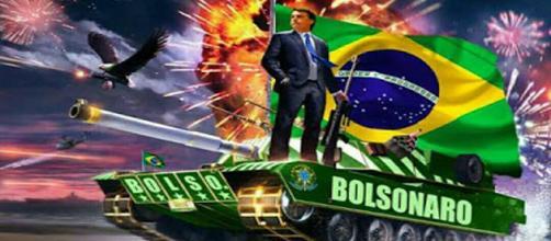 Jair Bolsonaro é pré-candidato à presidência da República