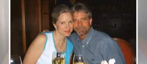 Jeanette L. Gattis and accused killer Christopher R. Gattis. (Image from News Mencos/YouTube)