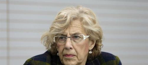 La jueza Carmena, presidenta de la comunidad de Madrid