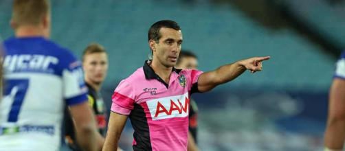 Matt Cecchin has received an unprecedented amount of abuse following his last-minute decision. Image Source: theroar.com.au