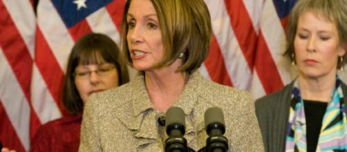 Nanacy Pelosi Decomcrat USA Image credit - Nanacy Peloisi CC BY 2.0 | Flickr