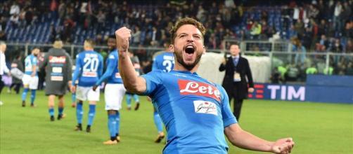 Napoli: Dries Mertens, ultime notizie