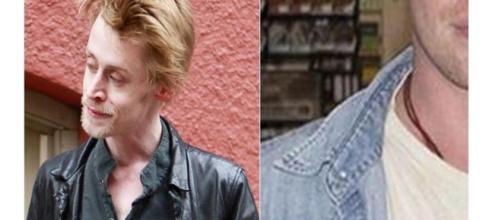 O ator mudou totalmente seu visual