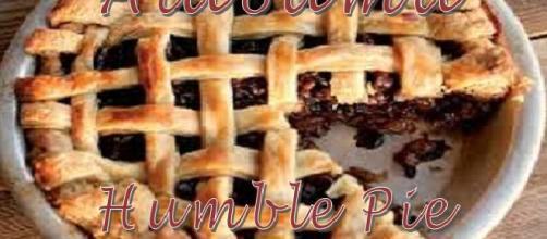 Plenty of humble pie to go around this post-Thanksgiving year | image via W. Pixton
