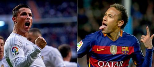 Quién quedará mejor en el Balón de Oro, Cristiano Ronaldo o Neymar ... - marca.com