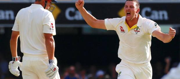 Ashes 2017: Australia v England live scores ... (Image Credit: BBC/Youtube screencap)