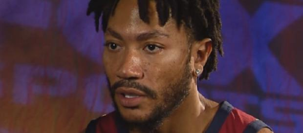 Derrick Rose signed a one-year deal worth $2.1 million with Cavs (Image Credit: FOX Sports Ohio/YouTube)