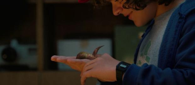 Dustin e Dart (2ª temporada de Stranger Things)