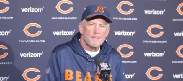 Fox after loss to the Eagles - image - Chicago Bears / youtube