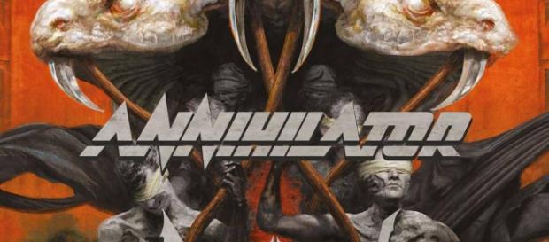 Grande spettacolo offerto da Testament, Annihilator e Death Angel al pubblico dell'Estragon