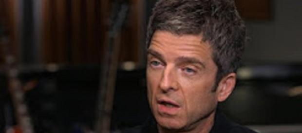 Noel Gallagher still has only select words for his brother, Liam, but credits the sibling collaboration. [CBS Sunday Morning screencap/YouTube]