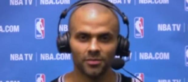 Tony Parker missed the Spurs' first 19 games this season (Image Credit: Jonathan Willms/YouTube)