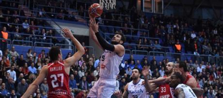 Alessandro Gentile e l'Italbasket espugnano la Dražen Petrović Basketball Hall