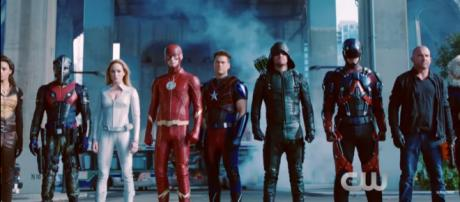 Crisis on Earth-X   Weapon Extended Trailer   The CW (Image Credit: The CW Television Network/YouTube screencap)