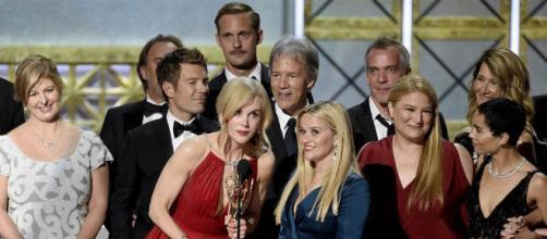 Big Little Lies, uma das séries que concorrem ao Globo de Ouro